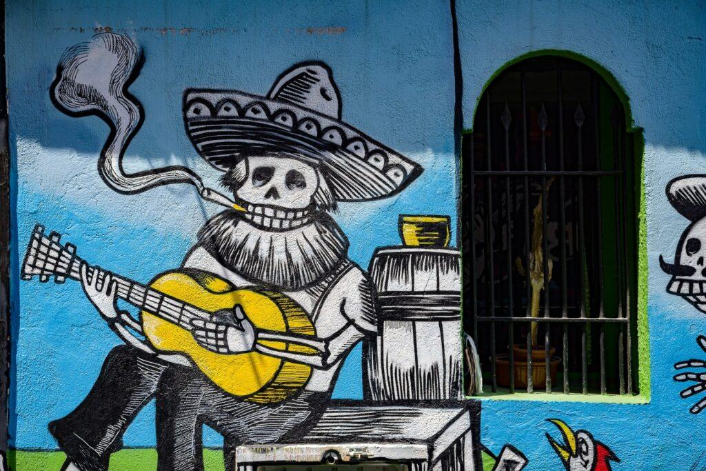 Arte callejera en México