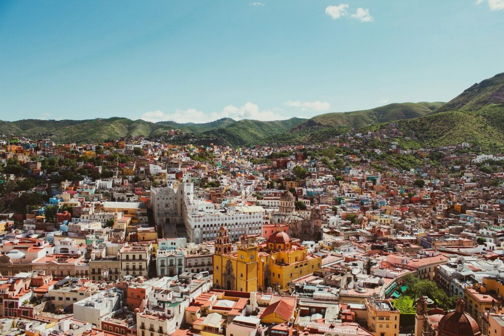 Ciudades de México