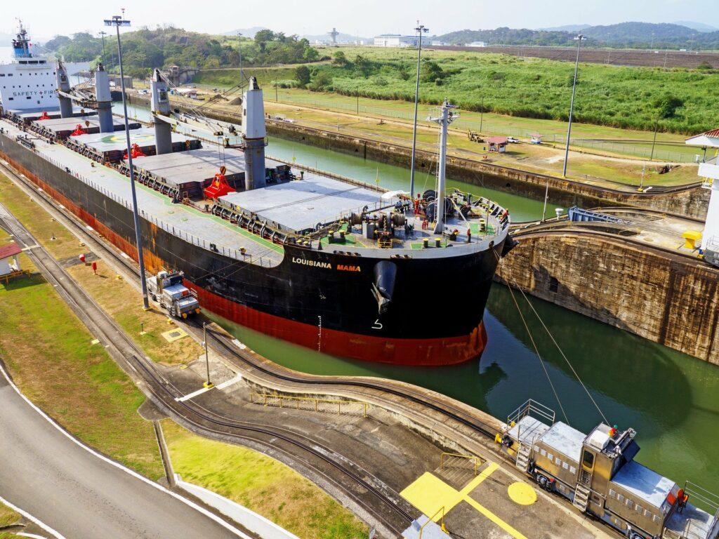 Embarcación en Panamá