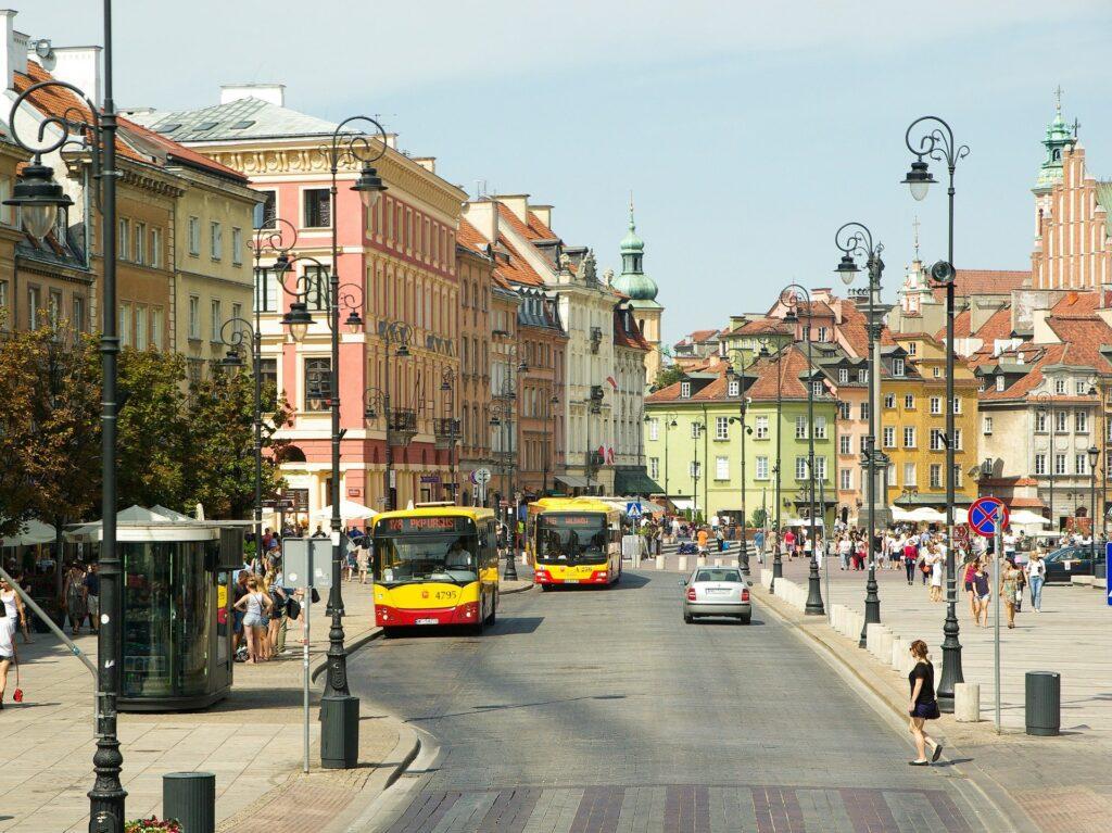Ciudades más baratas de Polonia a donde poder emigrar